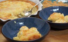 Tropische Clafoutis – Een beetje van zus Macaroni And Cheese, Ethnic Recipes, Desserts, Food, Tailgate Desserts, Mac And Cheese, Deserts, Meals, Dessert