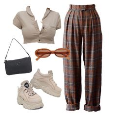 Style Outfits, Teen Fashion Outfits, Retro Outfits, Cute Casual Outfits, Aesthetic Fashion, Look Fashion, Aesthetic Clothes, Trendy Fashion, Alternative Outfits