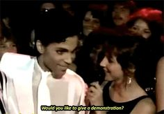 Prince (Under the Cherry Moon Premiere on July 2, 1986)