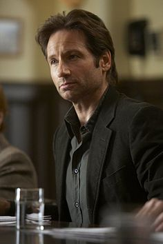 david Duchovny why don't you love me
