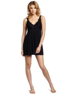 Felina Women`s Lace Appeal Chemise for only $42.95 You save: $6.05 (12%)