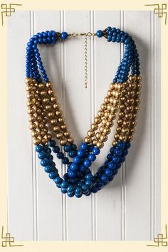 Twist-A-Bead Necklace- francesca's