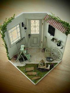 MiNiaTuRe GaRDeN RooM BoX