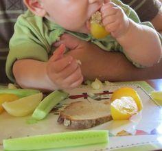 """artykuł """"Nie karm dziecka"""" - o BLW"""