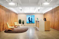 SPAN Architecture's Sleek Showroom for Denim Brand Frame