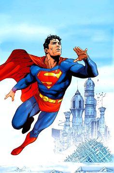 Encore un sauveur super héros qui nous fait réver !!