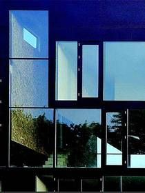 The project was originally conceived in cross section Utrecht, Rotterdam, Double House, Un Studio, Netherlands, Villa, Architects, Homes, Design