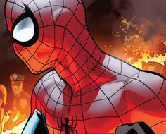Peter Parker: The Ultimate Spider-Man by David Marquez