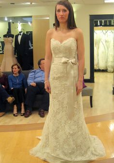 Season 6 Featured Dress - Jessica #SYTTD #Weddings