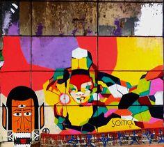 Graffiti at Julio de Mesquita Filho way, Sao Paulo, Brazil http://www.psyche.com.br/Graf_Julio_Mesquita