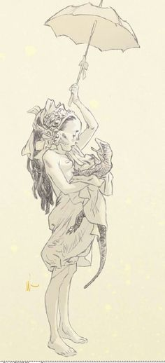 Art by Claire Wendling '2017