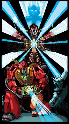 Transformers - Matrix of Leadership Prime to Prime
