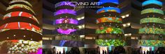 A New Year's Message of Resilience, Hope & Gratitude from the recent STIR Experience Lab event with Louie Schwartzberg's work projected upon the Guggenheim.