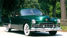 1948 Cadillac Series 61 Coupe Fastback