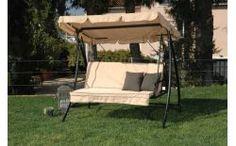 Κούνια-Κρεβάτι Μεταλλικό Κήπου L-221004