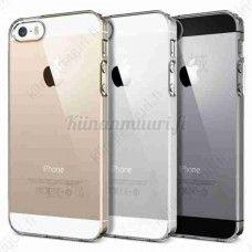 Läpinäkyvä suojakuori iPhone 5/5S