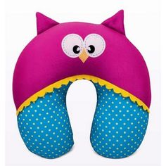 almofada de pescoço para bebe - Pesquisa Google Diy Crafts For Girls, Diy For Kids, Diy And Crafts, Felt Pillow, Quilted Pillow, Patchwork Quilting, Kids Pillows, Animal Pillows, Sewing For Kids