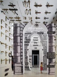 La Biennale di Venezia — Central Pavilion: Elements of Architecture