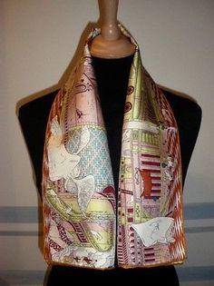 aa0f6ec44c85 Die 20 besten Bilder von hermes tücher   Hermes scarves, Silk ...
