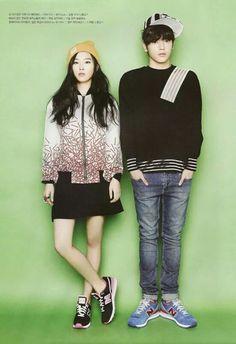 2014 'The Celebrity' magazine NCT Johnny  #태용 #TAEYONG &  #Irene  #Seulgi Red Velvet