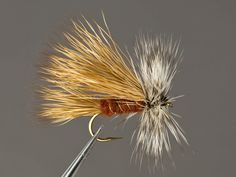 Rusty Stim-- a good site for some fly recipes.
