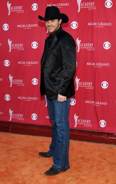 Chris Young @ 42nd annual ACM Awards
