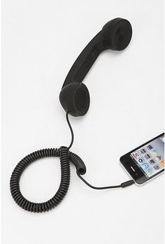 $35 Handset for iphone. I actually want this so I don't have a phone next to my brain all the time