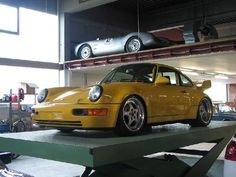 964 to RSR conversion #porsche