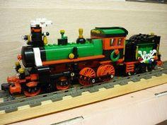 Lego Sets, Lego Christmas Ornaments, Lego Winter Village, Lego Trains, Lego Stuff, Toys, Creative, Ideas, Lego Christmas