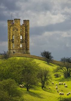 Broadway Tower Worcestershire England