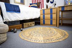 7 (totally allowed) changes you can make to your dorm
