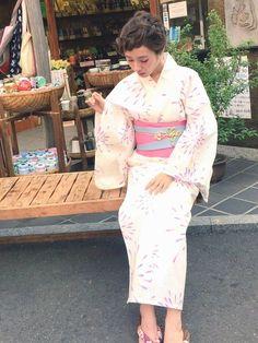 INGNI プレタ浴衣 作り帯 20代花火大会デート