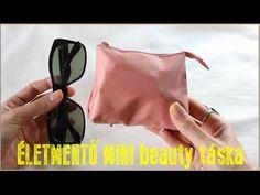 Életmentő MINI Beauty Táska Fesztiválra | AvianaRahl - YouTube