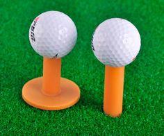 PGM Rubber Golf Tee Holder 43/54/70/80mm Training Practice Tee Mat Golf Ball Hole Holder Beginner Trainer Practice,Free shipping