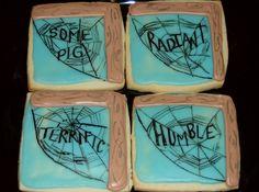 Charlotte's Web Cookies