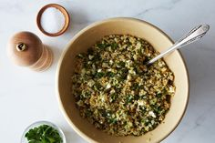 Freekeh Salad with Fennel and Mint on Food52: http://food52.com/recipes/22714-freekeh-salad-with-fennel-and-mint #Food52