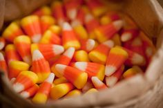 Candy corn | photo by Alice G. Patterson for The Sweetest Occasion