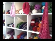 2013 Yarn Crawl LA : YarnOver Truck - YouTube