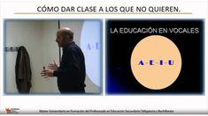 BASTA CON EL AUDIO. Juan Vaello Orts, Master de profesorado en educación secundaria.