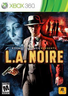 L.A. Noire - Xbox 360 (CIB)