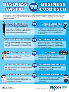 Business casual vs. business confused #CareerTips #fashion #outfit #ChapmanU