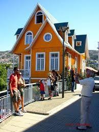 ✿⊱╮Paseo Atkinson, Cerro Concepción, Valparaíso.