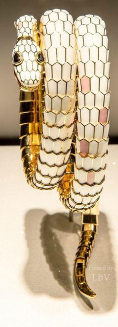 Bvlgari beauty bling jewelry fashion