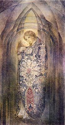 ☆Sharon's Sunlit Memories☆: The Art of Sulamith Wulfing