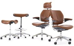 Humanscale Freedom Task Chair.