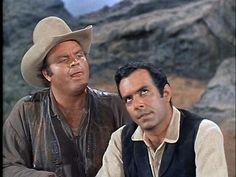 "Hoss and Adam.....""Bonanza"""