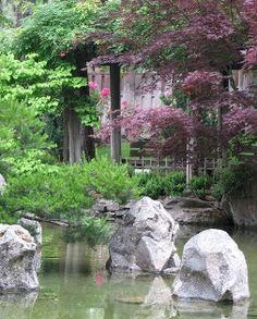 Japanese Gardens Manito Park Spokane Washington, love this place!
