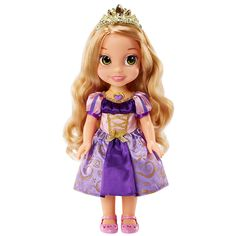 """Disney Princess Sing and Shimmer Toddler Doll - Rapunzel - Tolly Tots - Toys """"R"""" Us"""