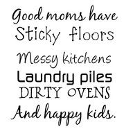 The Chic Stay At Home Mom: Cleaning House