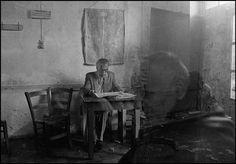 Nikos Economopoulos. CYPRUS 1997. Interior of a café.